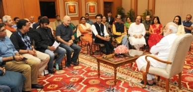 Modi Meets