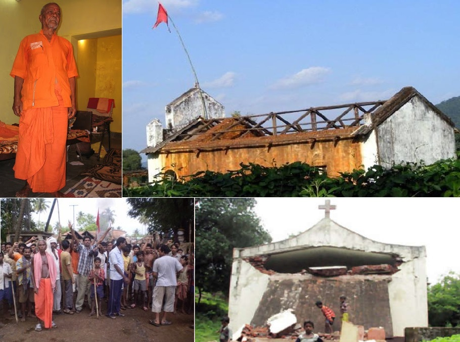 Christian Conversion And Attack On Hindu Leader Were Key