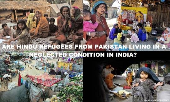 Pak Hindu Refugee in Delhi