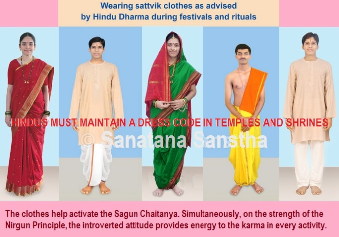 Creative Women Devotees Earlier Had To Wear A Mundu Over Their Waist If They Were Attired In Salwar And Churidar Before Entering