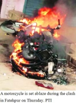 Fathepur Makar Sankranti Clash