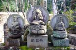 Ganesh, Lakshmi and Saraswati in Japan.