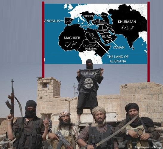 ISIS Marches to India (khurasan).