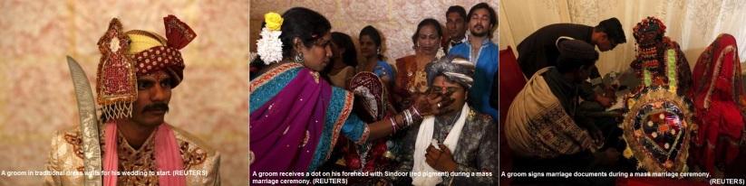 Karachi Hindu Mass Wedding by PHC