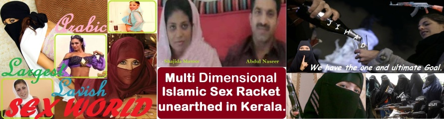 Islamic sex racket in Kerala targets Hindus and non-Muslim