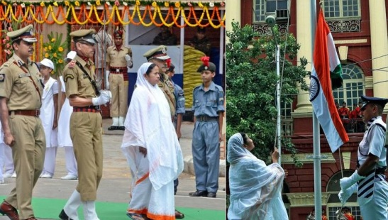 Mamata_National_Flag_Hoisting
