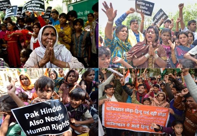 Pak Hindu Refugee in India