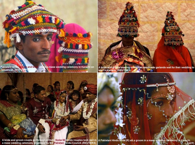 PHC Mass Wedding Ceremony- Karachi