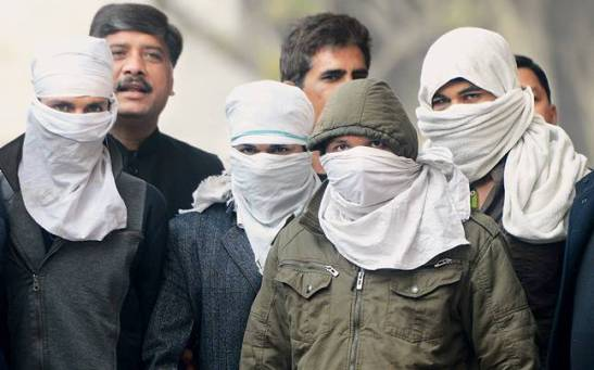 4 suspected ISIS terrorists arrested for Kumbh Terror Plot.