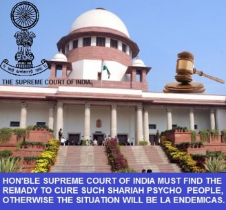 SC must curb such Shariah Psycho People