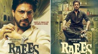 Raees Posters.
