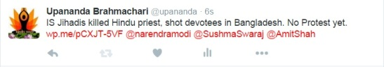 tweet bd saint murder
