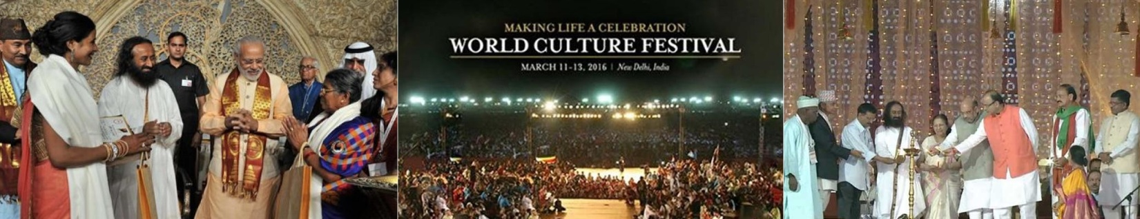 the world cultural festival 2016 nd