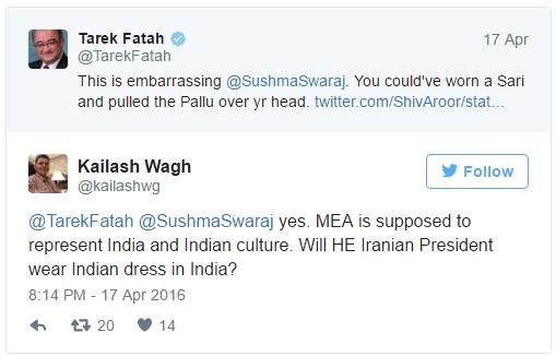 Fatah Tweets