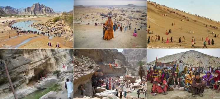 Hinglaj Photos. Source-Various.