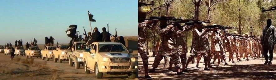 India under ISIS threats