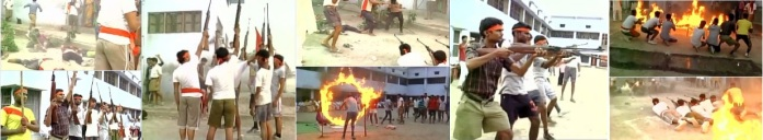 Bajrangdal Training Camp