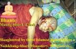 Bhante Murder in Bangladesh