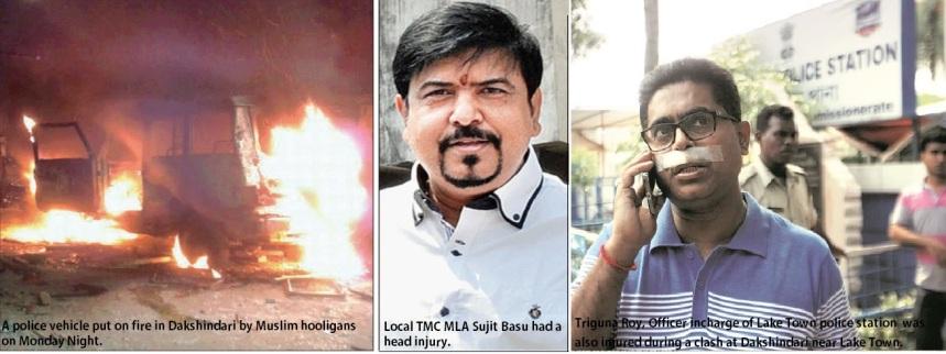 Dakshindari Communal Clash