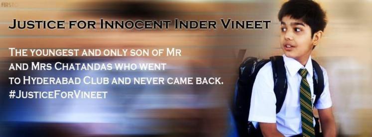 Justice for Inder Vineet