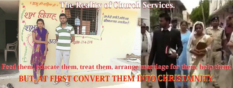 The Reality of Church Services