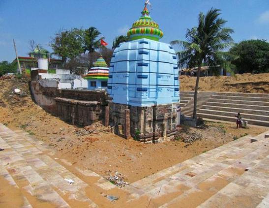 Renovated Bateswar temple.