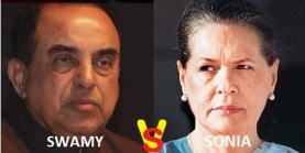 Swamy vs Sonia