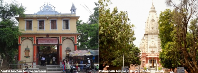 varanasi temples under threat calls