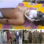 Vijay Kolhi murder Protest in Sindh-Pak