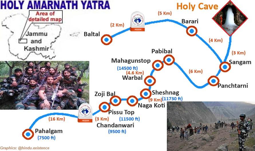 Amarnath Yatra 2016