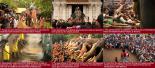 Elephants feast as Ramayana month begins in Kerala