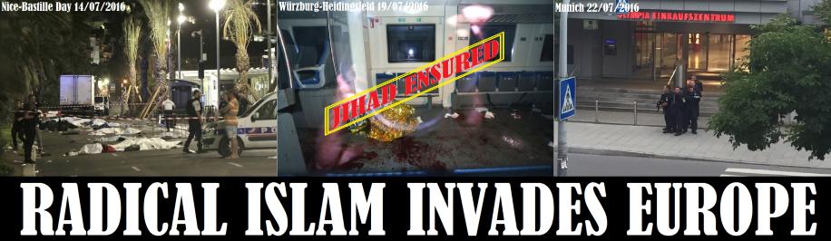 Jihad Ensured in Europe