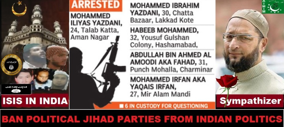 Political Jihad in Hyderabad