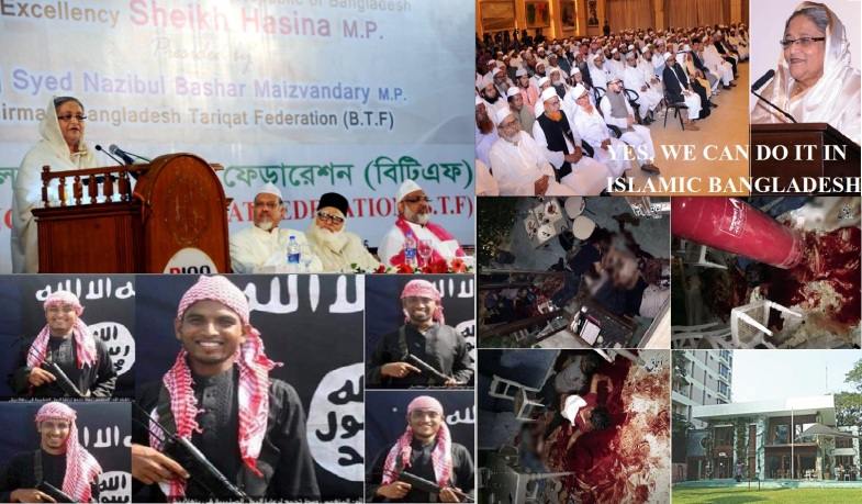 Yes, We Can Do It in Islamic Bangladesh