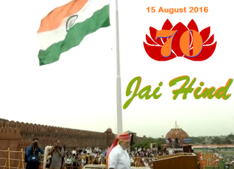 70th Jai Hind