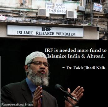 Dr Zakir Jihadi Naik