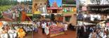 Sri Aila Durgaparameshwari Temple of Uppala land encroachment Protest