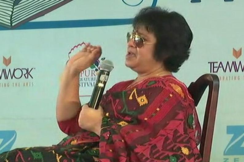 taslima-nasreen-jaipur-literary-festival-2017