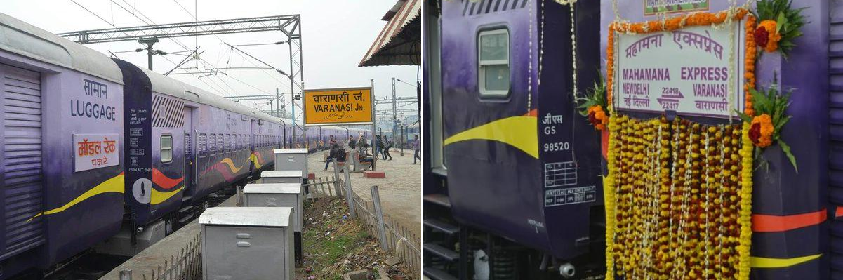 Indian Railways connecting the unique history and geography of this