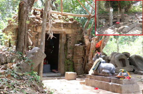 1000 yrs old Sivan Temple in Trincomalee jungle reveals the