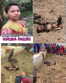 Justice For Pramila Barman