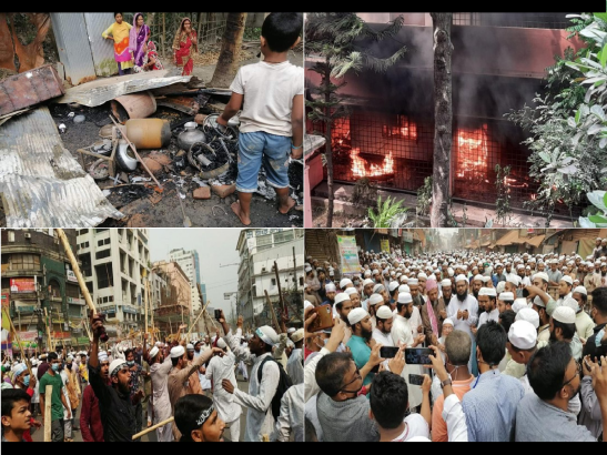 Modi and Hasina must take care of BD Minorities