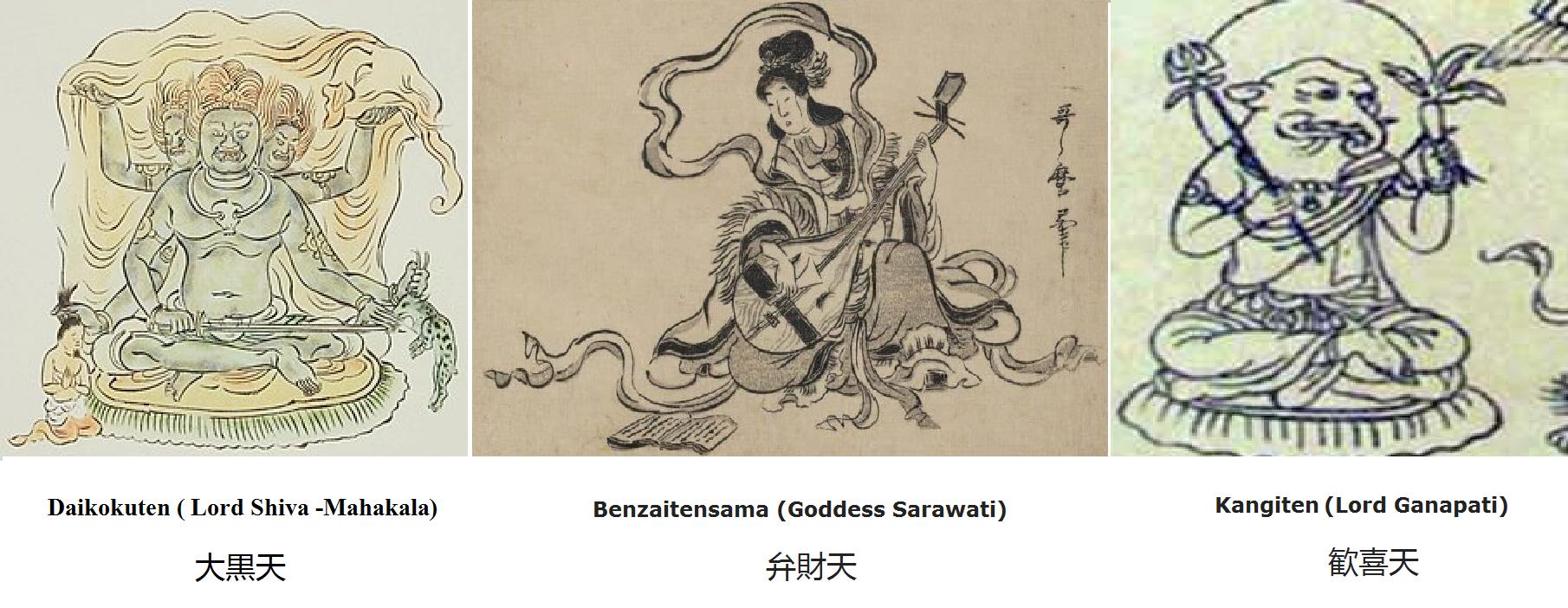 Shinto Hindu Similarities