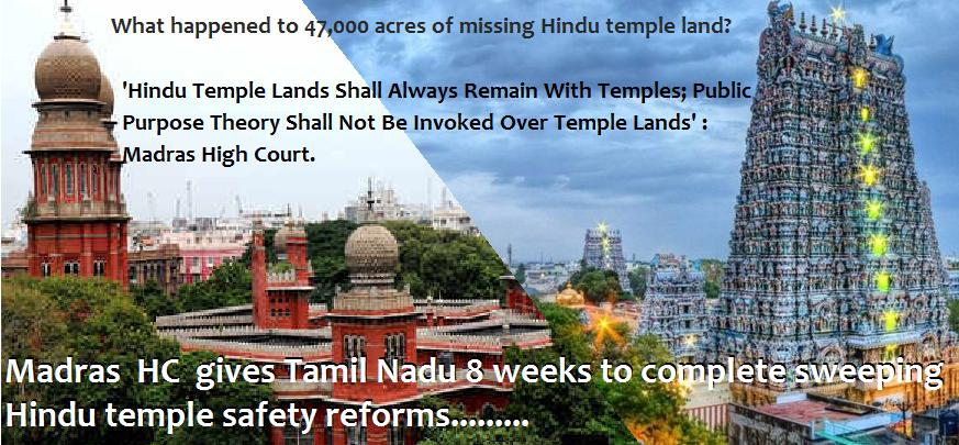 Land Mark judgement Madras High Court