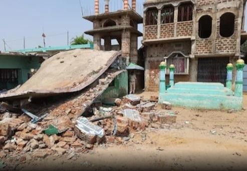 Madrasa Bomb Blast in a Madrasa in Bihar's Banka district