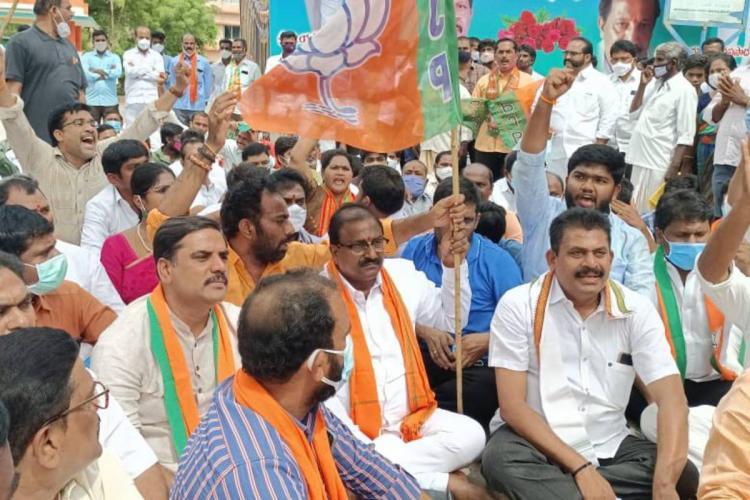 Andhra_BJP_Protests_1200_Twitter_somuveerraju