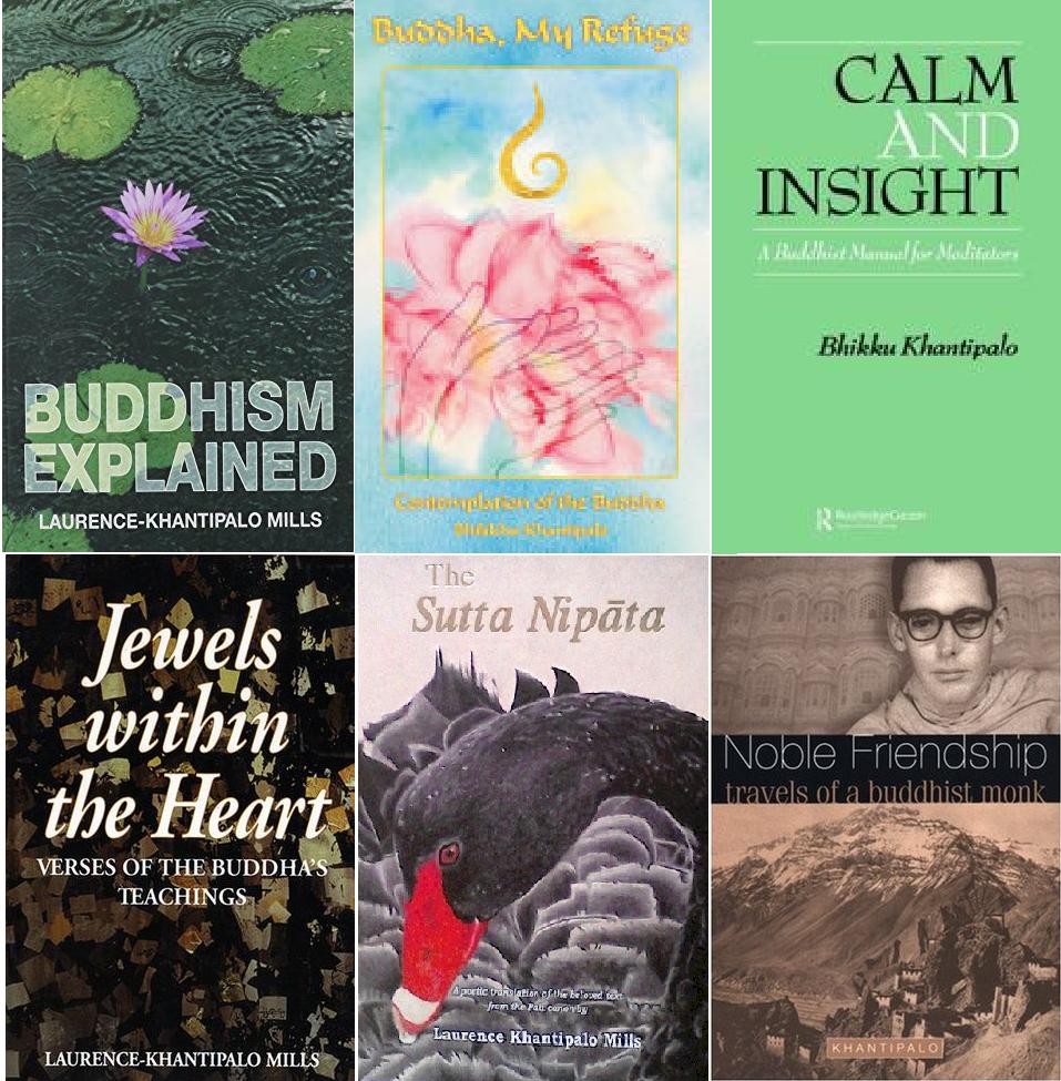 Books of Khantipaolo