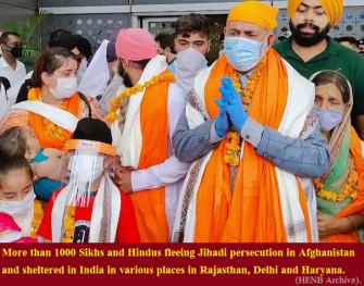Hindu Sikh Persecution in Afghanistan