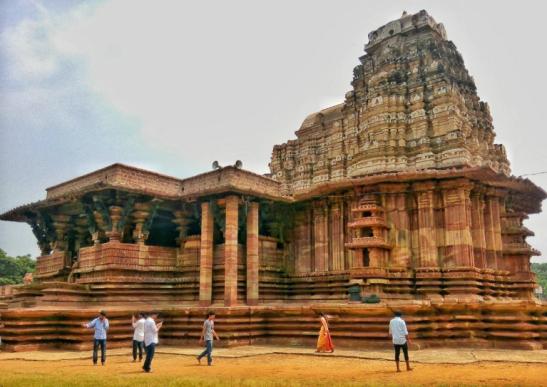 Ramappa temple Telengana