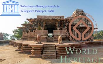 Rudreshwara Ramappa temple in Telangana's Palampet